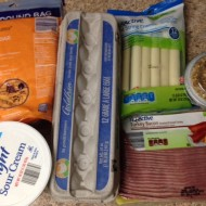 Breakfast Food Mini Grocery Haul at ALDI