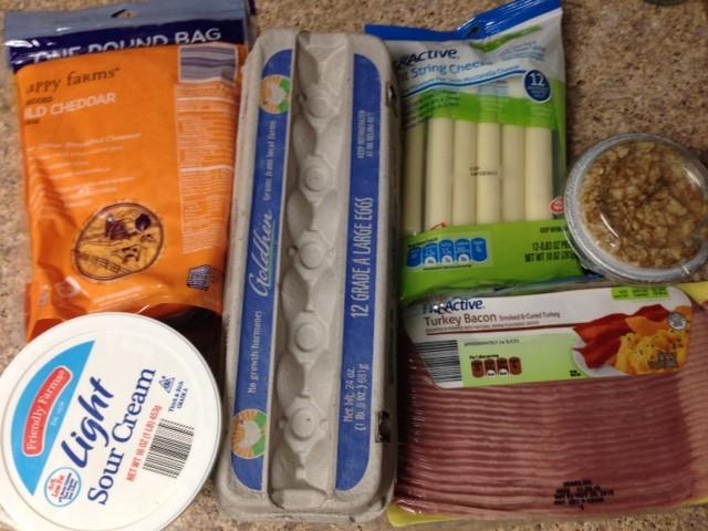 Breakfast Food Mini Grocery Haul at ALDI