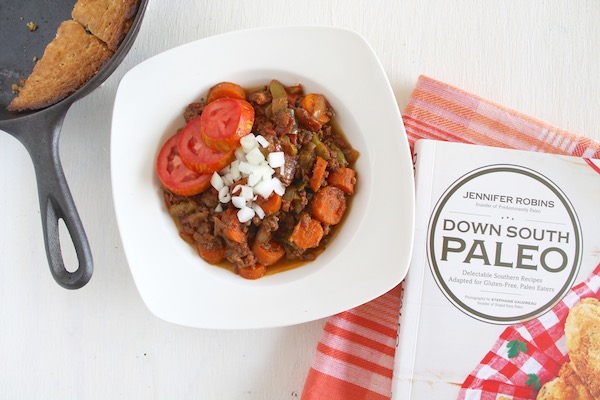 Paleo Crock Pot Beef Chili Recipe by Healy Eats Real