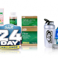 All In AdvoCare Nationwide 24 Day Challenge