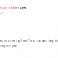 $25 Amazon Giftcard Giveaway Winner Is…..