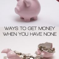 Ways To Get Money When You Are Broke & Have An Emergency