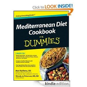 ikarian diet book - mediterranean diet cookbook