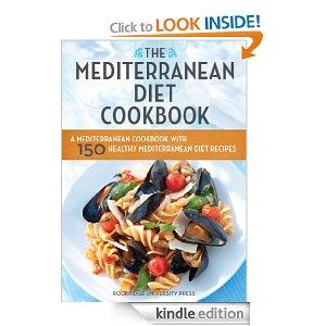 ikarian diet books - mediterranean diet cookbook
