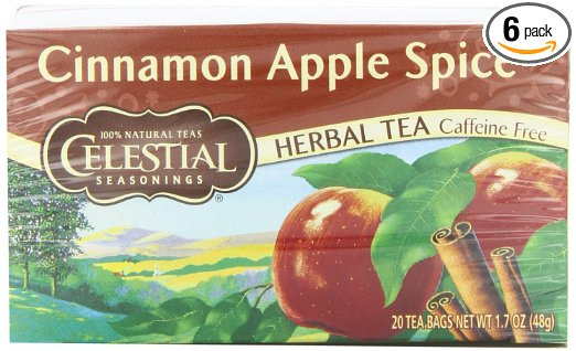 ikarian herbal tea cinnamon apple spice