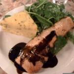 Dinner Tuesday 929 Salmon