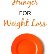 Tolerating Hunger For Weight Loss