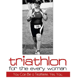fat triathlon inspiration: triathlon for every woman