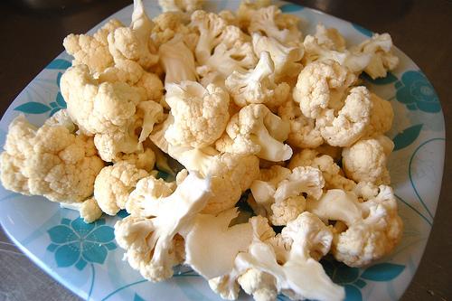 cauliflower florets - how to make cauliflower