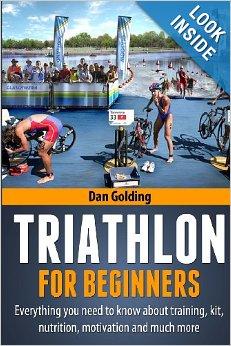 triathlon for beginners book