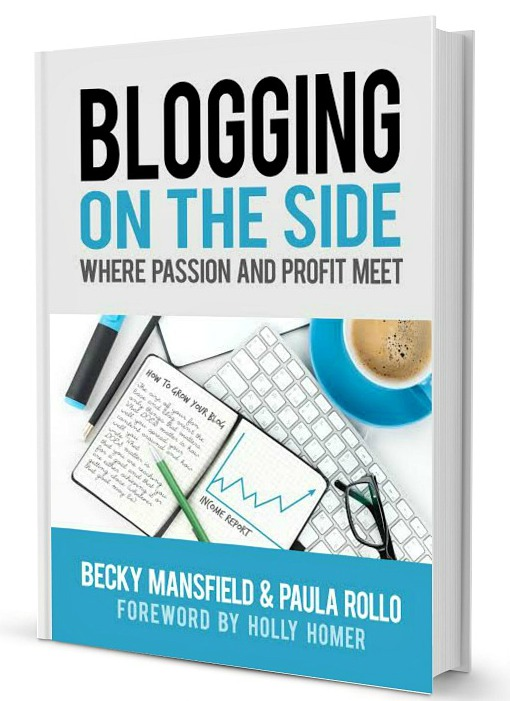 make money blogging book - blogging on the side ebook