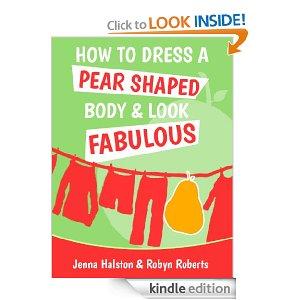 dress your pear shape