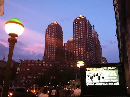 nyc night light