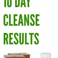 AdvoCare 10 Day Herbal Cleanse Thoughts & Results