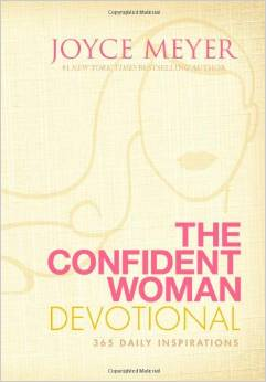 how to build confidence - confident woman devotional