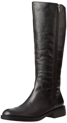 wide calf boot - Enzo Angiolini Women's Shobi Wide Calf Riding Boot