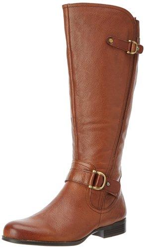 wide calf boot - Naturalizer Women's Jersey Wide Shaft Knee-High Boot
