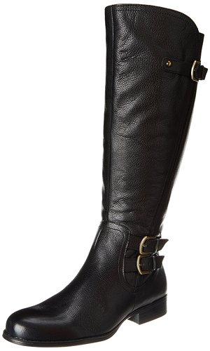 wide calf boot - Naturalizer Women's Johanna Wideshaft Riding Boot