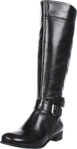 wide calf boot - Nine West Women's Shiza Wide Calf Knee-High Boot