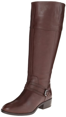 wide calf boots - Lauren Ralph Lauren Women's Maritza Wide Calf Riding Boot