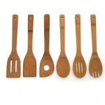 healthy stocking stuffer gift ideas - bamboo utensils