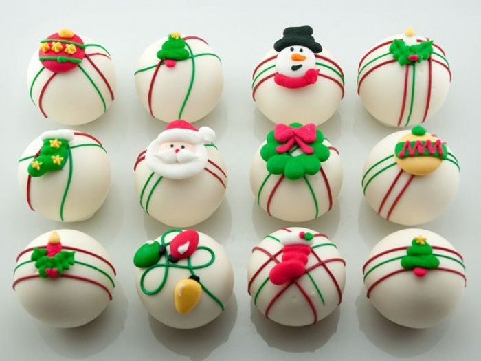 My 3 favorite christmas desserts a merry life for Pop cake decoration