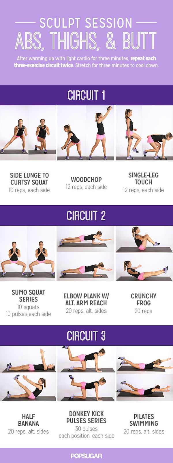 how to get better abs at home