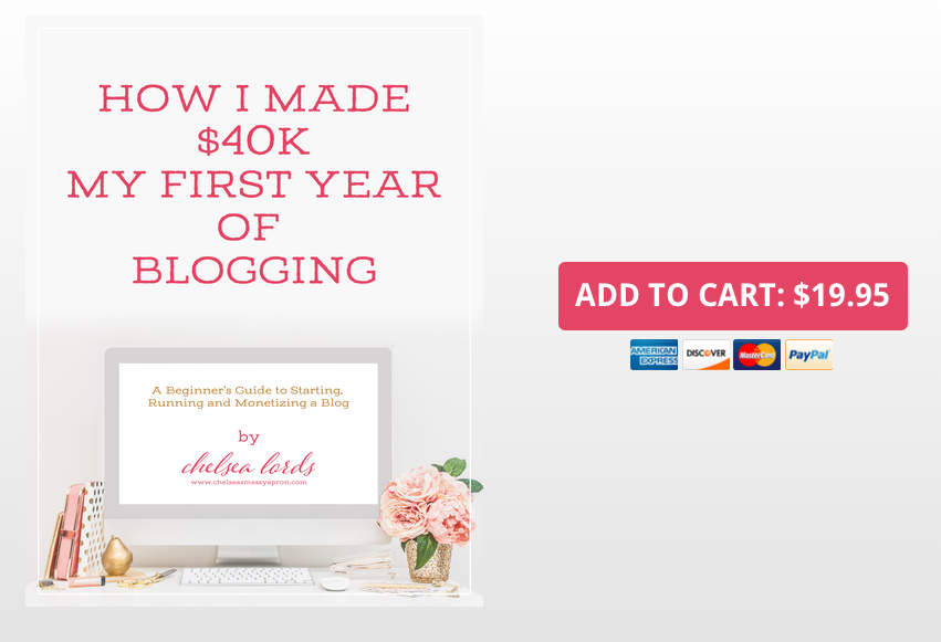 buy how i made $40k my first year of blogging
