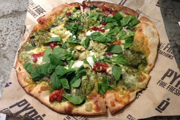 pyros pizza memphis pesto pizza