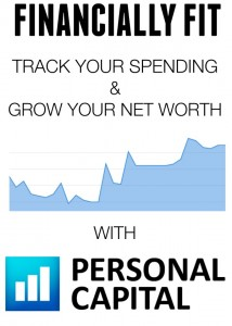 financially fit how to track spending grow your net worth a
