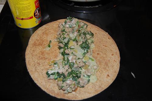 Spinach and Turkey Enchiladas recipes