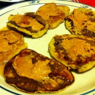 Banana Egg PB2 Pancake Recipe