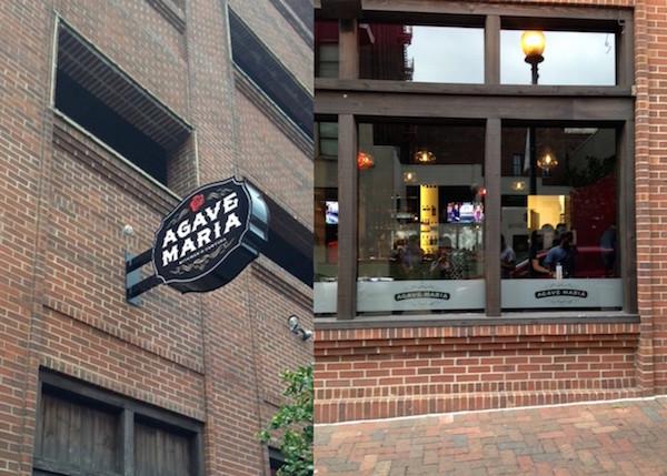 Memphis Eats - Agave Maria Mexican Restaurant