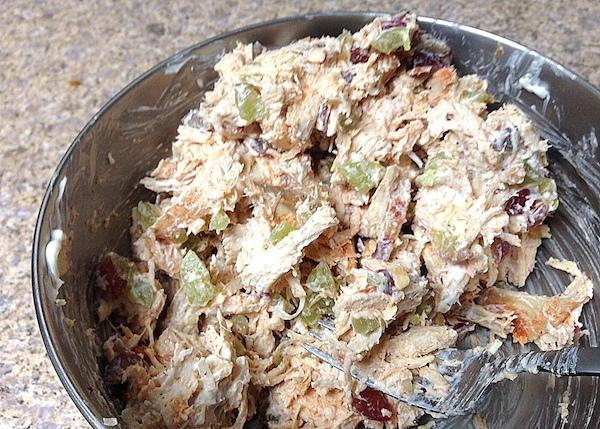 healthy chicken salad recipes - amerrylife.com