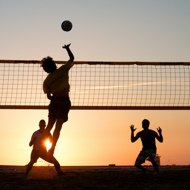 What I Learned From Playing Volleyball A Merry Life