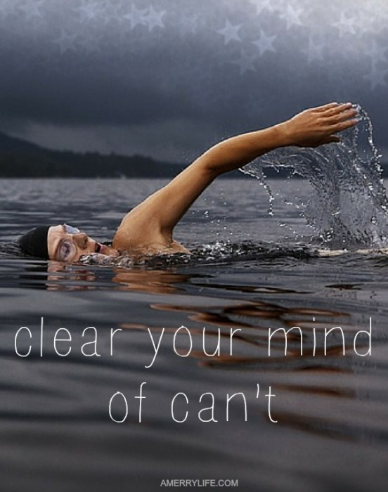 motivational quote - clear your mind of cant - amerrylife.com