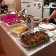 Weekend Fun: Family Thanksgiving & Hot Sausage Balls Recipe