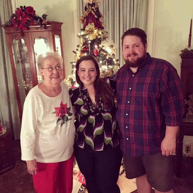christmas party in mississippi
