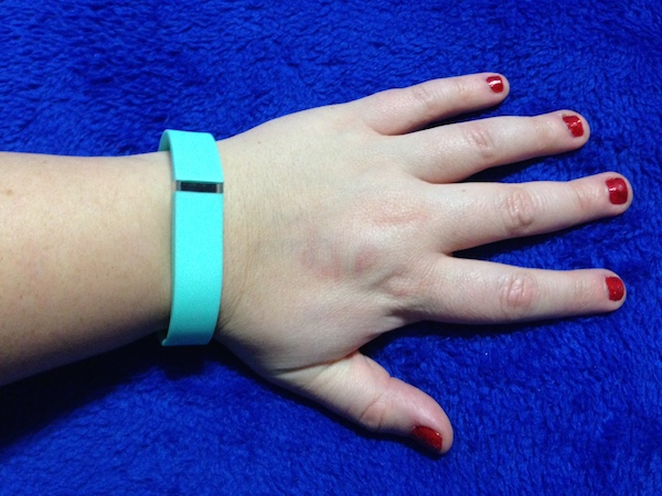 mint fitbit flex band
