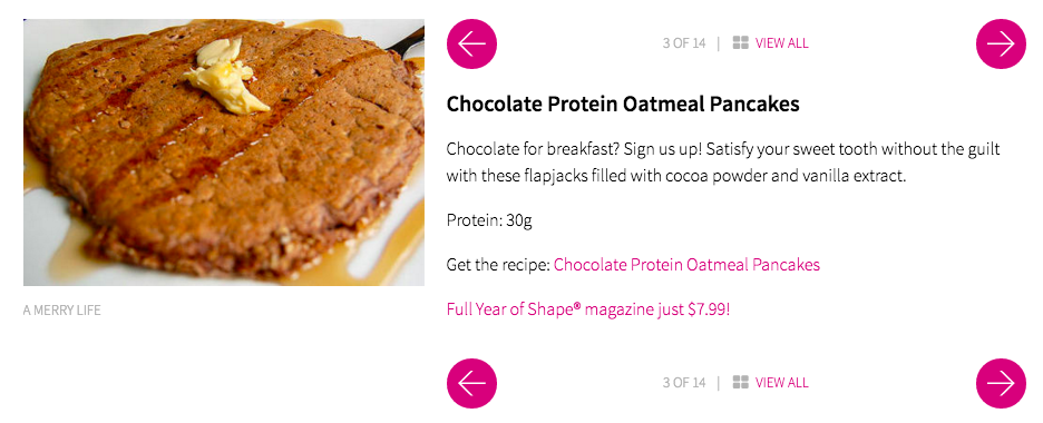 protein oatmeal recipes