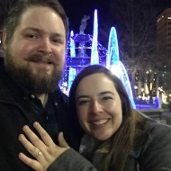 Weekend Fun: New Year's Engagement!