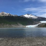 Mendenhall Glacier in Juneau Alaska – Alaska Cruise Excursion