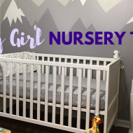Penny's Baby Girl Nursery Tour