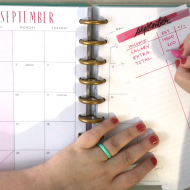 September 2018 Budget With Me